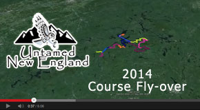 Untamed New England 2014 Course Flyover