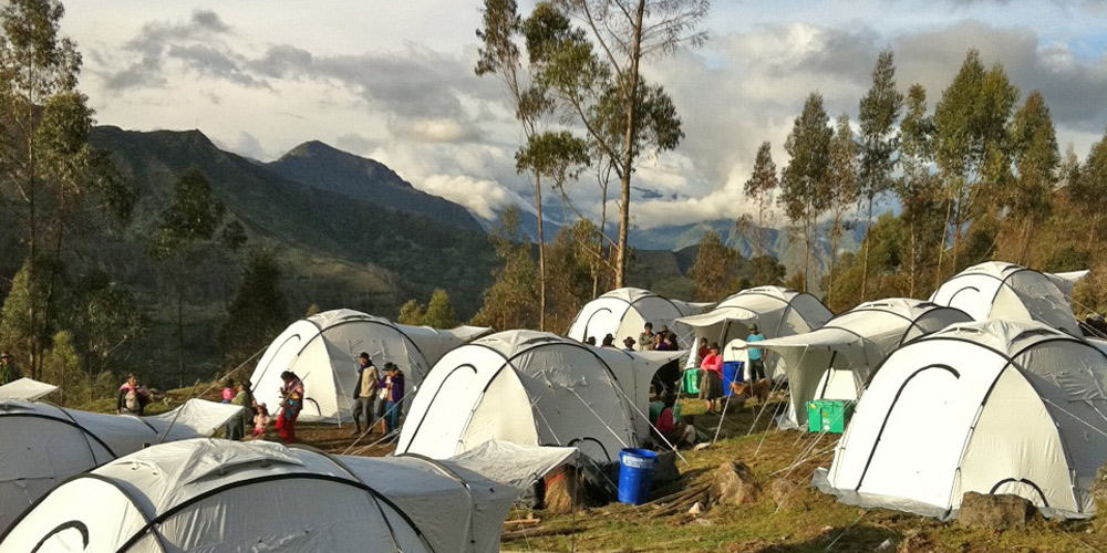 ShelterBox Disaster Relief for Flooding in Peru